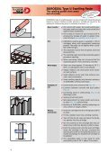 DUROSEAL Swelling Waterstops - Page 4
