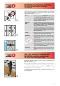 DUROSEAL Swelling Waterstops - Page 5