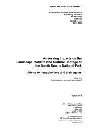 Agenda Item 11 Appendix 1.pdf - South Downs National Park Authority