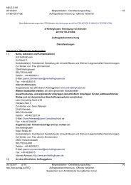 D-Kellinghusen: Reinigung von Schulen - Amt Kellinghusen