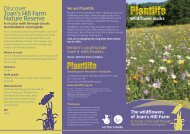 Discover Joan's Hill Farm - Plantlife