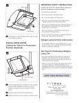 Power Jack Gamma With Ceramic Metal Halide T4 - Tech Lighting - Page 2