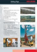 DELMAG Piling/Drilling Rigs Brochure - Steelcom - Page 3