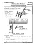 CHIPPING HAMMERS - Eoss.com - Page 3