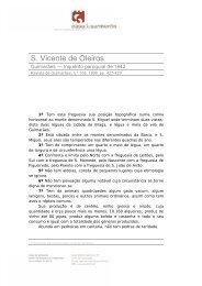S. Vicente de Oleiros - Casa de Sarmento