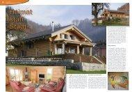 Heimat statt Stadt Heimat statt Stadt - Alaska Blockhaus GmbH