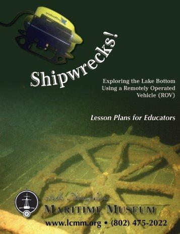 Shipwrecks! ROV Tour