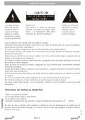 Manual PDF - Univers by FTE - Page 2