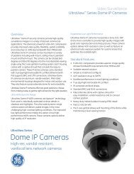 Dome IP Cameras - Interlogix