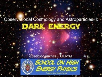 dark energy - C.I.E.M.A.T