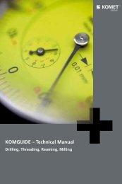 KomGuide - Technical Manual - Komet Group