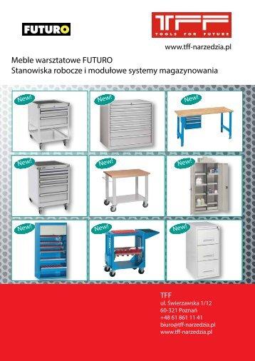 Meble warsztatowe FUTURO Stanowiska robocze i modułowe ...