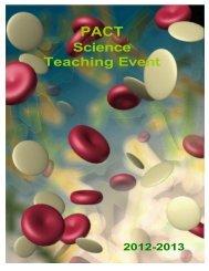 Science Teaching Event - Graduate School of Education - University ...