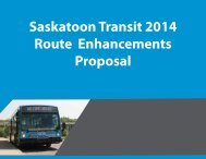 Proposed Route Changes Information Low Resolution