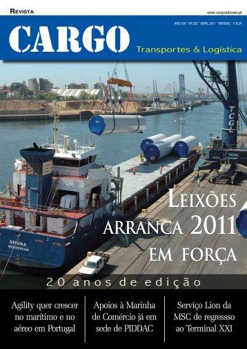 revista leixões arranca 2011 em força - Cargo
