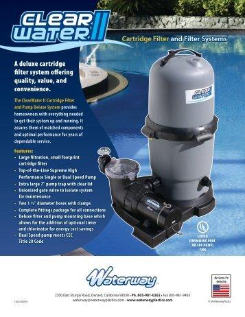 150-8120 - Waterway Plastics