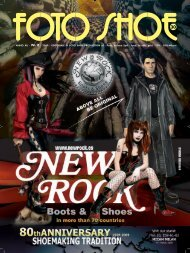 NEWS - Editoriale di Foto Shoe Srl