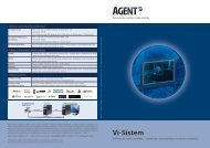 Vi-Sistem - Agent Vi