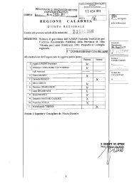 Azienda Territoriale per l'Edilizia Residenziale Pubblica - Consiglio ...
