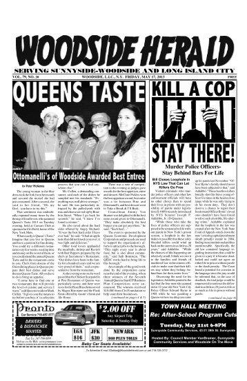 QUEENS TASTE - Woodside Herald