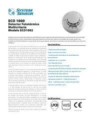 ECO 1000 - System Sensor Canada
