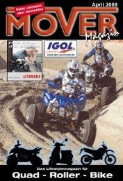 April 09 - Mover Magazin