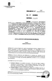 Reglamento Nº437 - Intranet Municipal - Municipalidad de santiago