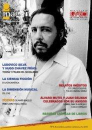 IMAGEN Revista Latinoamericana de Cultura N 6 Primer semestre 2014