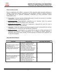 Programa de Seguridad y Protección - Instituto Nacional de Pediatría - Page 7