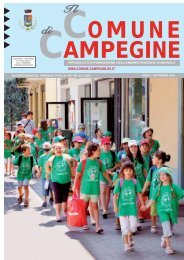 Mese di settembre 2008 - Comune di Campegine