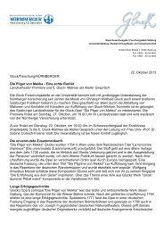 Die Pilger von Mekka - Nürnberger Versicherung AG