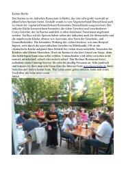 Karma Berlin Das Karma ist ein indisches Restaurant in Berlin, das ...