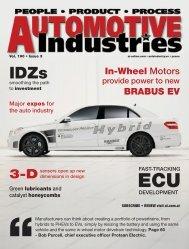 Q3 2011 - Automotive Industries
