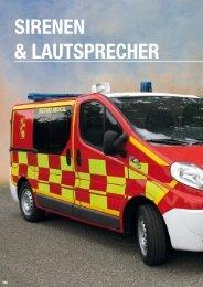 sireNeN & lautsPrecher - Rauwers GmbH