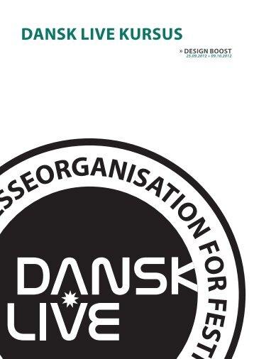 design boost - Dansk Live