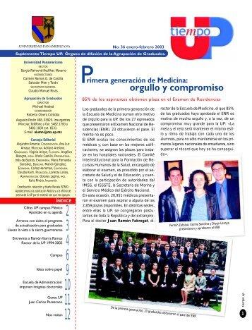 Enero-Febrero - Universidad Panamericana