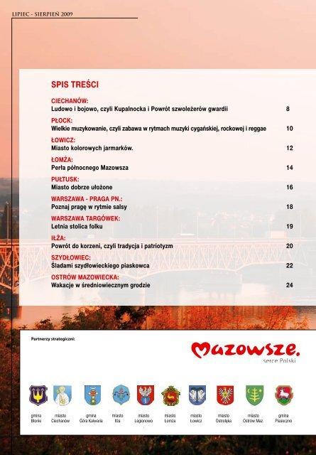 Na szlaku Książąt Mazowieckich - Łowicz