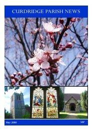 May 09 Curdridge Parish News - Hampshire County Council