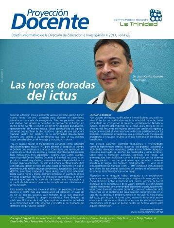 del ictus - Centro Médico Docente La Trinidad