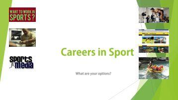 Careers-in-Sport