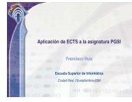Transparencias en PDF - Grupo Alarcos
