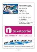 Schweizer Cup Saison 2010/2011 1. Hauptrunde - FC Uznach - Seite 4