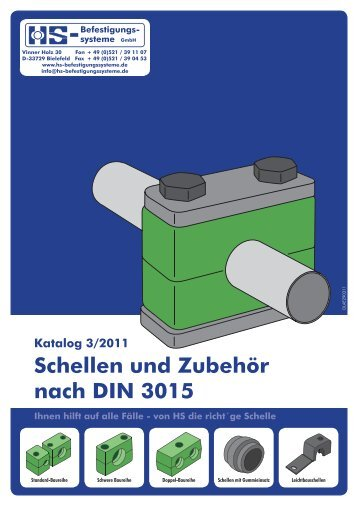 Download Katalog als PDF-Datei (2,5 MB) - HS-Befestigungssysteme