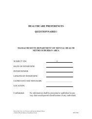 healthcare preferences questionnaire - Promoting Excellence in End ...