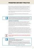 Reduzierung von Schmerzen bei der Wundversorgung ... - Less Pain - Page 3