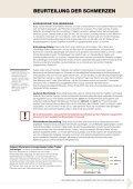 Reduzierung von Schmerzen bei der Wundversorgung ... - Less Pain - Page 5