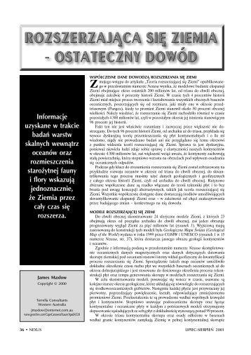 Artykuł do wydruku w formacie PDF - Nexus