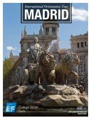madrid international orientation tour - EF College Study Tours