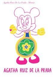 Agatha Ruiz De La Prada - Minnie - Disneyland® Paris