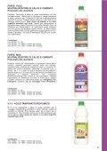 Detergenti, Acidi, Neutralizzatori, Igienizzanti - Italchimici Foligno - Page 7